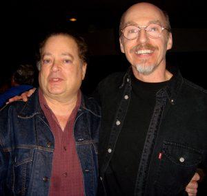 With Artie Buttler