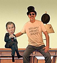 Bush Puppet