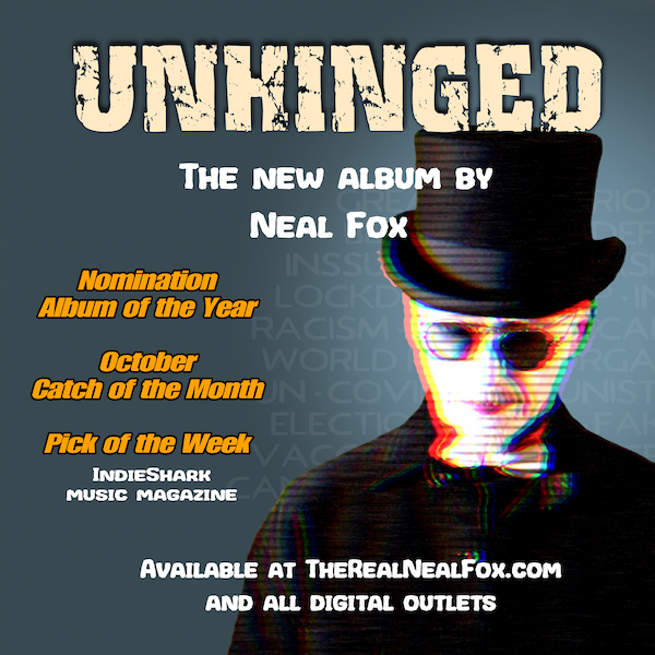 UNHINGED - Available now!