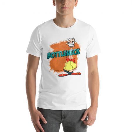 Bottleneck - Short-Sleeve Unisex T-Shirt