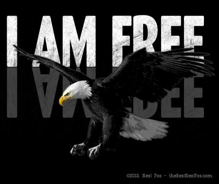 I Am Free (Eagle) MUG